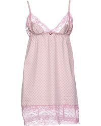 Emporio Armani Pink Slip - Lyst