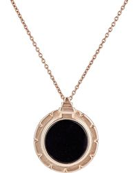 Pamela Love | Women's Inlaid Pendant Necklace | Lyst