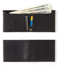 Maxx + Unicorn | Leather Wallet In Black | Lyst