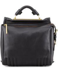 3.1 Phillip Lim Ryder Small Leather Crossbody Bag - Lyst