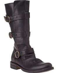 Fiorentini + Baker Eternity 7040 Boot Black Leather - Lyst