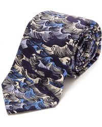 Gant Rugger - Wave Camo Tie - Lyst