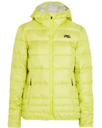 Kjus Cypress Quilted Shell Down Ski Jacket - Lyst