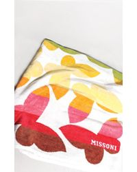 Missoni Jamelia Beach Towel - Lyst