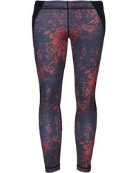 Vimmia Printed Cropped Swift Leggings - Lyst