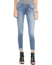 Paige Verdugo Ultra Skinny Jeans Nico - Lyst