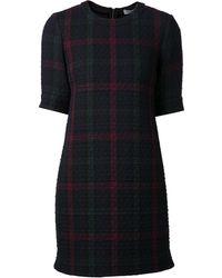 Elizabeth And James Clairemont Plaid Dress - Lyst