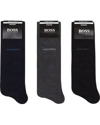 Hugo Boss Combed Cotton 3pack Gift Box - Lyst