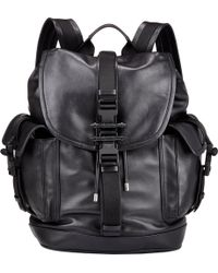 Givenchy Black Obsedia Backpack - Lyst