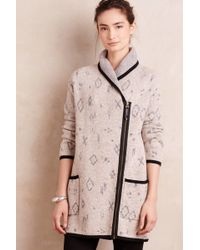 Twelfth Street Cynthia Vincent | Bunny Slope Sweater Coat | Lyst