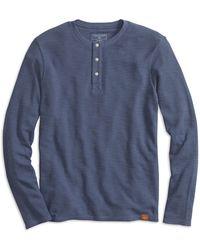 Dockers Slim Fit Alpha Waffle Knit Henley - Lyst