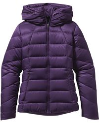 Patagonia - Womens Downtown Loft Jacket - Lyst