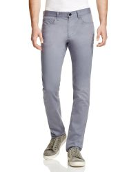 Vince   Soho Straight Fit Jeans In Mineral   Lyst