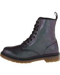 Dr. Martens Pascal 8-eye Boot - Lyst