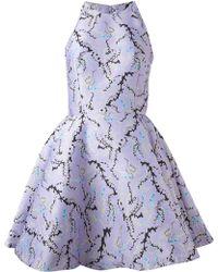 Mary Katrantzou 'Ohara' Dress - Lyst