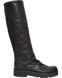 Ld Tuttle 40Mm The Range Leather Boots - Lyst