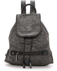 Halston - Backpack - Black - Lyst