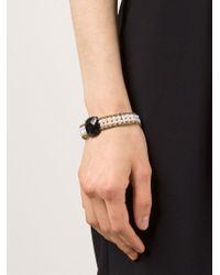 Ziio - Beaded Bracelet - Lyst