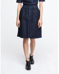 Cheap Monday Flexible Skirt - Lyst