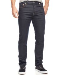 Wesc Eddy Slim-fit Stretch Jeans - Lyst