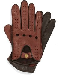 John W. Nordstrom - Leather Driving Gloves - Lyst