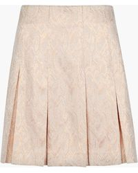 Ted Baker Exotic Suit Skirt - Lyst