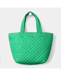 MZ Wallace Medium Metro Tote Jungle Oxford - Lyst
