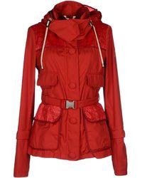 Geospirit Jacket red - Lyst