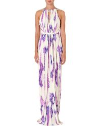 Matthew Williamson Tie-dye Jersey Dress - Lyst