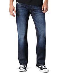 Diesel Blue Larkee Jeans - Lyst