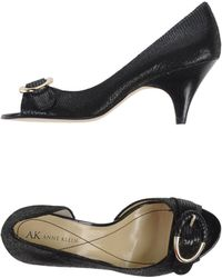 Anne Klein Black Court - Lyst