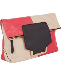 See By Chloé Colorblock Kim Convertible Bag - Lyst