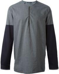 Damir Doma Round Neck Shirt - Lyst