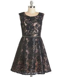 Minuet Dba Audrea Inc Savannah Nights Dress - Lyst