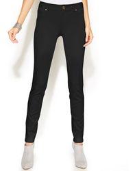 Inc International Concepts Curvy-Fit Skinny Ponte Pants - Lyst