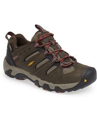Keen Koven Waterproof Hiking Sneakers - Lyst