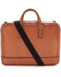 Jack Spade Fulton Leather Darrow Briefcase - Lyst