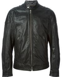 Diesel Black Lmonike Jacket - Lyst