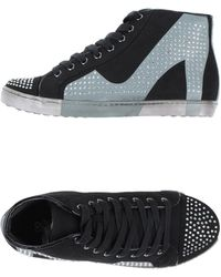 Colors Of California High-Tops & Trainers black - Lyst