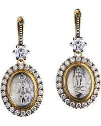 Queensbee - Lekshmi Narayan Earrings - Lyst