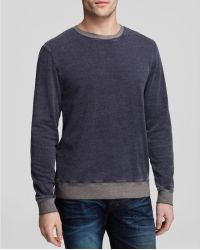 Threads For Thought - Ringer Long Sleeve Crew Neck Tee - Lyst