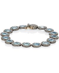 Munnu - Women's Round-link Bracelet - Lyst