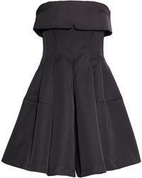 H&M Bell-shaped Playsuit - Lyst