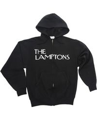 Blue&Cream Private Label 'The Lamptons' Hoody In Black black - Lyst