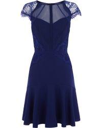 Coast Devine Lace Dress - Lyst
