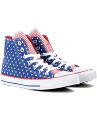 Converse Chuck Taylor All Star High Sneakers - Lyst