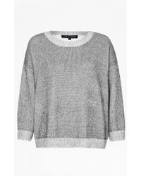French Connection Hollywood Knits Jumper - Lyst