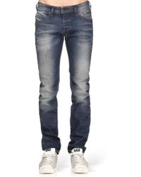 Diesel Regular - 00S4Ip0838Dbelther L.34 Trousers - Lyst