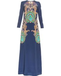 Mary Katrantzou Sentinel Printed Gown - Lyst