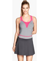 H&M Tennis Skirt - Lyst